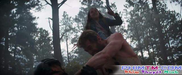 Con gái người sói đối đầu cả thế giới trong trailer mới của Logan - Ảnh 5.