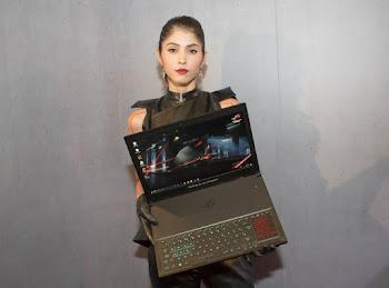 Asus Zephyrus - laptop siêu mỏng dành cho game thủ