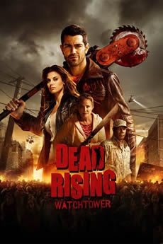 Capa Dead Rising: Watchtower – O Filme (2015) Dublado Torrent