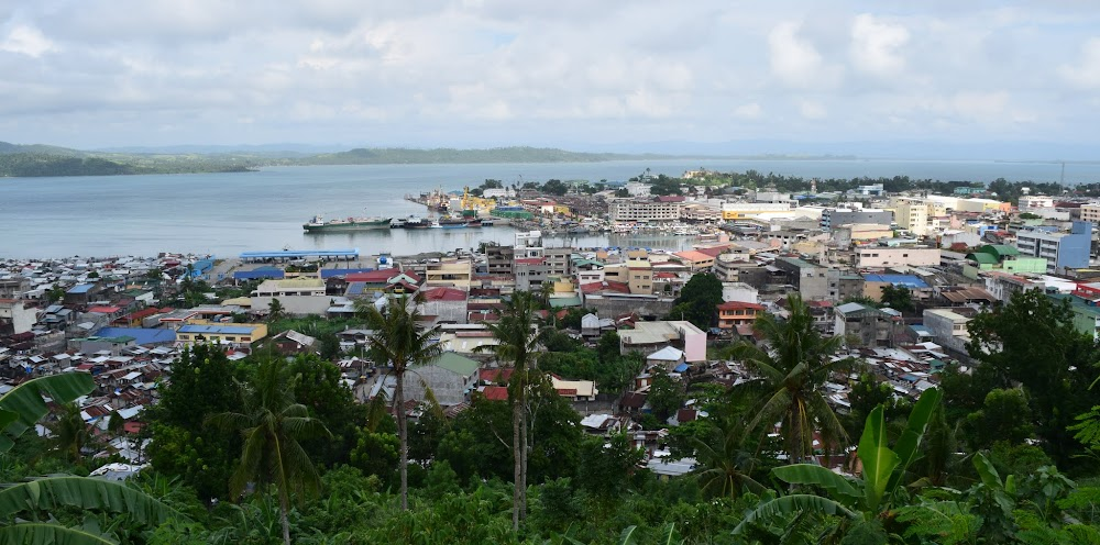 panoramic of Tacloban