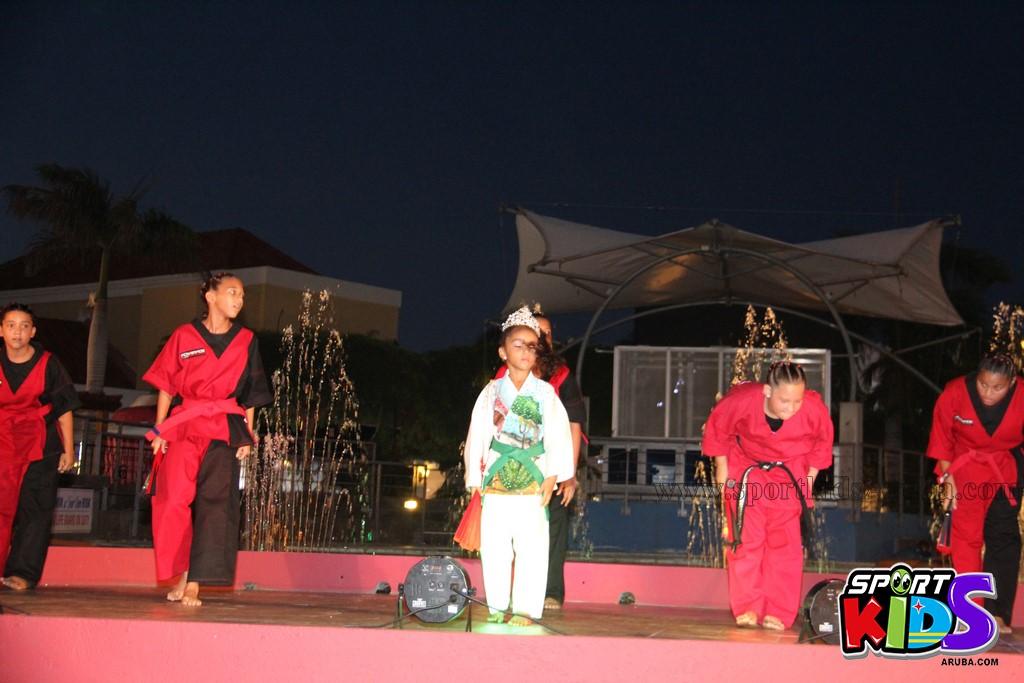 show di nos Reina Infantil di Aruba su carnaval Jaidyleen Tromp den Tang Soo Do - IMG_8725.JPG