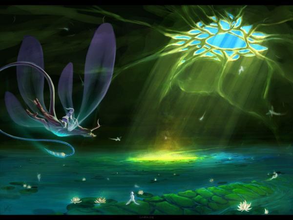 The Flight To Light, Fairies 4