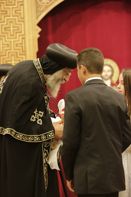 His Holiness Pope Tawadros II visit to St. Mark LA - _09A9189.JPG