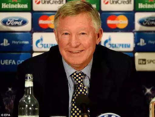 Sir Alex Ferguson predicts club that will win Champions League