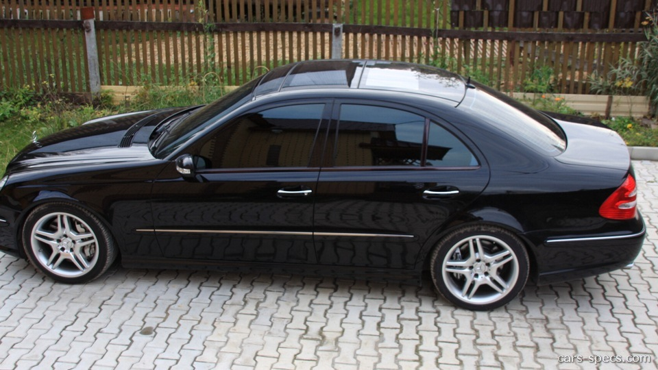 2005 mercedes benz e class e55 amg specifications for 2005 mercedes benz e55 amg