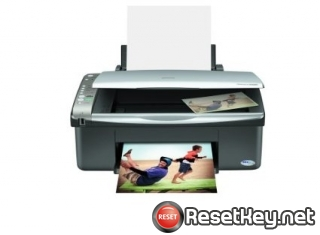 Reset Epson CX4200 Waste Ink Pads Counter overflow error