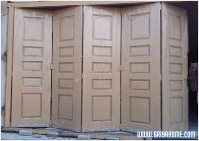 Ukuran kayu untuk garasi