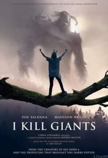 I Kill Giants Trailer