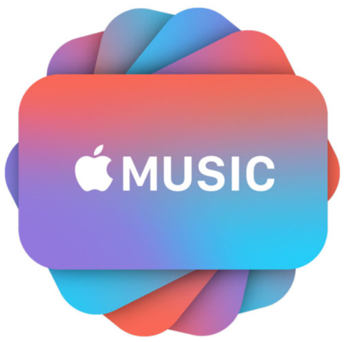 applemusic gift card