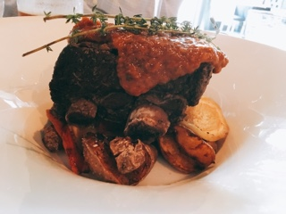 Table 21 Etobicoke Toronto beef short ribs