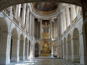 The Royal Chapel, Château de Versailles