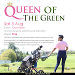 Queen Of the Green Insta Poster