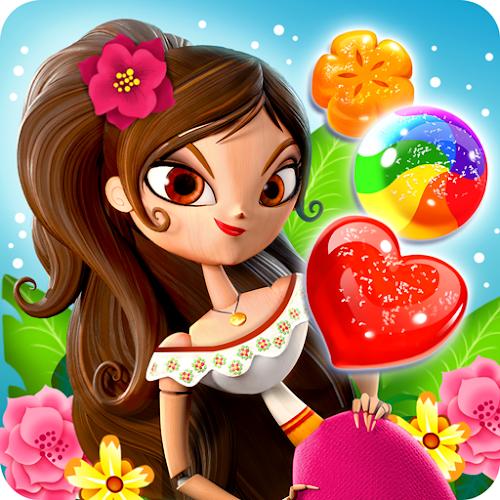 Sugar Smash: Book of Life - Free Match 3 Games.[Mod Money] 3.95.202mod