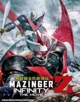 Baixar Filme Mazinger Z: Infinity