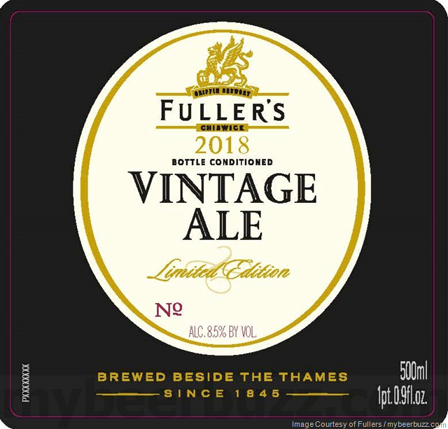 Fullers - 2018 Vintage Ale