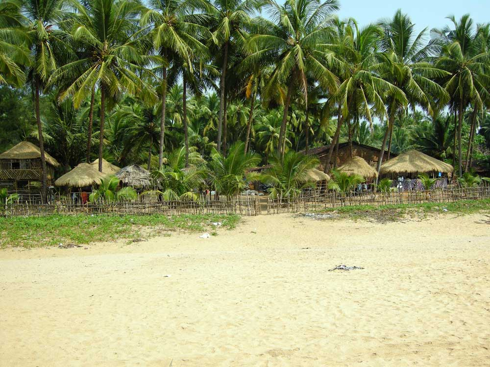 Polem Beach, Goa: offbeat beaches in Goa