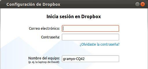 Intalar Dropbox en Ubuntu y Fedora