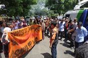 Kisruh Pasar Atapange dan Siwa, Pemuda Pancasila Tuntut DPRD Buatkan Pansus