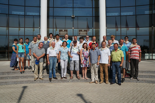 TEMPUS GreenCo Summer Meeting & Training (Ukraine, Sevastopol, July, 8-12, 2013) - DSC07150.JPG