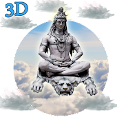 Mahakal 3D Lord Shiva Mobile Theme