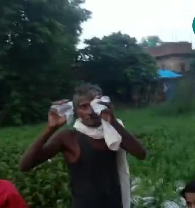 भोजपुर में शराबबंदी बना मजाक,दिन के उजाले में धड़ल्ले से हो रही शराब की बिक्री