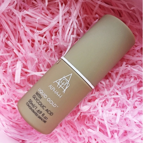 Tili Beauty Box Review Alpha H Liquid Gold