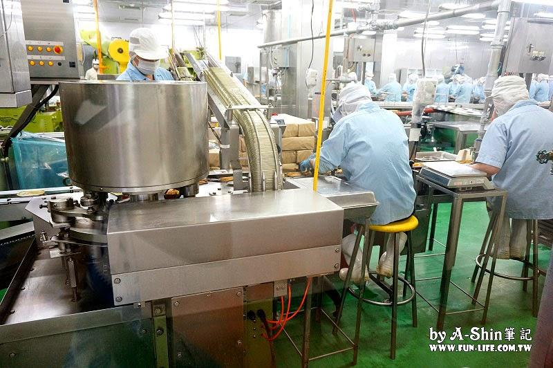 宜蘭觀光工廠:東和食品工廠6