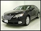 10 ES350 V6 SUNROOF HEATED COOLED LEATHER BLUETOOTH PARK ASSIST WOOD TRIM ALLOYS