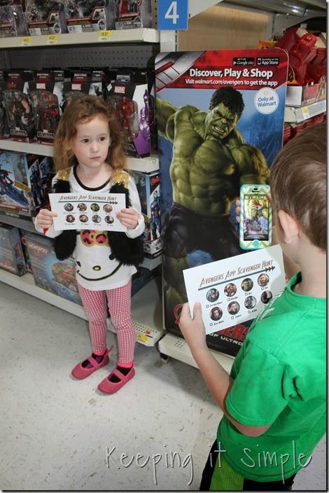 #ad Super-Heroes-Assemble-App-Scavenger-Hunt #AvengersUnite (13)
