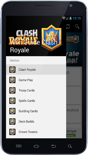Wiki Guide Clash Royale