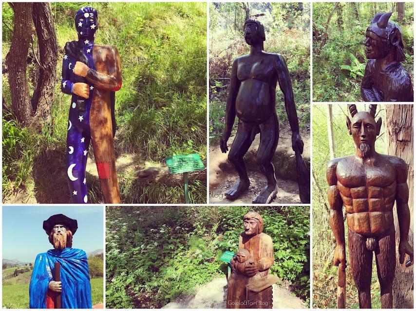 Personajes mitológicos asturianos