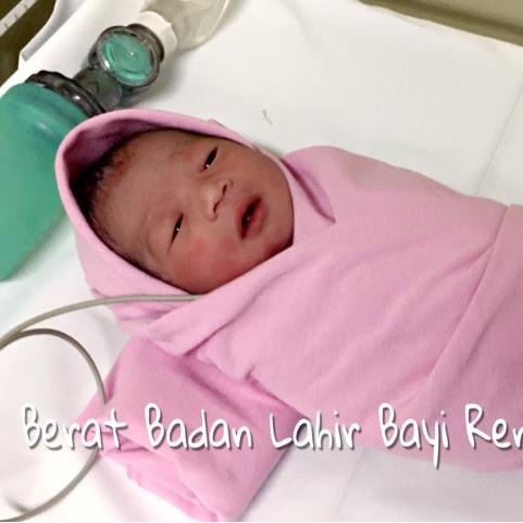 Berat Badan Lahir Bayi Rendah Aiko