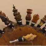 Bottle stoppers by Carl Baker.jpg