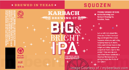 Karbach Brewing Big Amp Bright Ipa Rodeo Clown Weekend