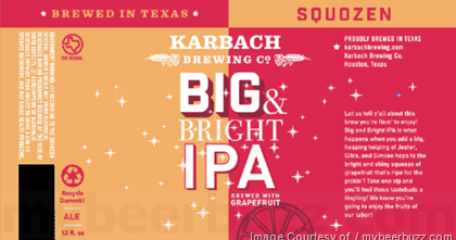 Karbach Brewing Big Amp Bright Ipa Rodeo Clown Weekend Warrior Lemon And Ginger