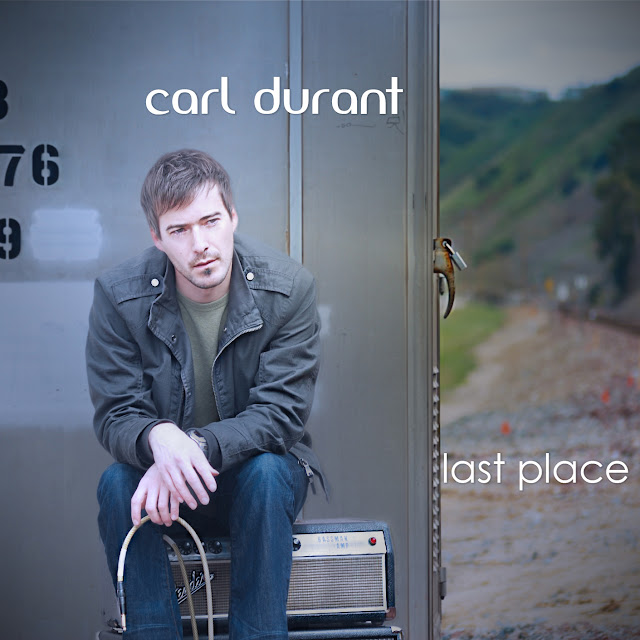 """CD Cover """"Last Place"""""""