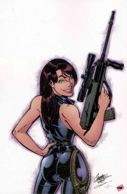 Danger Girl Tdc 5, Warrior Girls 2