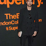 WWW.ENTSIMAGES.COM -   Hugo Taylor   at   The Superdry AW14 event, London Collections: Men at The Old Sorting Office, 21-23 New Oxford Street Jan 7th 2014                                                     Photo Mobis Photos/OIC 0203 174 1069