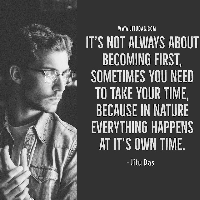 Patience quotes by  Jitu Das quotes 2018