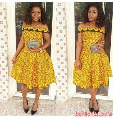 Popular Kitenge Fashion Ideas We Love Fashion 2d