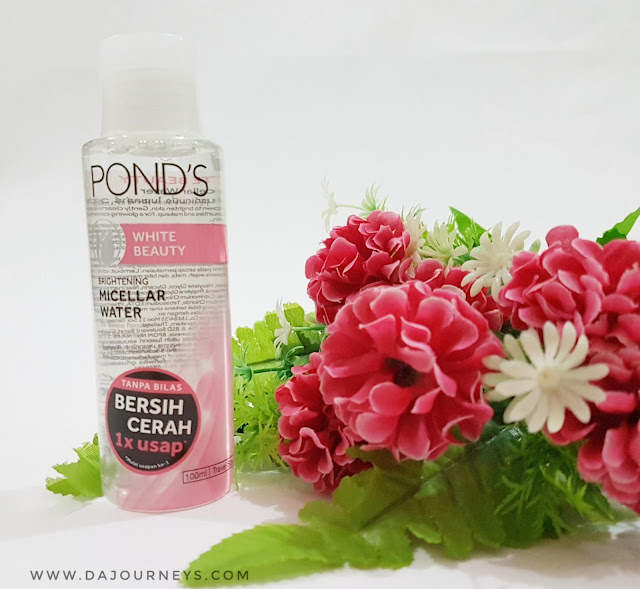 [Review] Ponds White Beauty Brightening Micellar Water