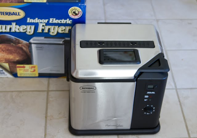 photo of the The Masterbuilt Turkey Fryer