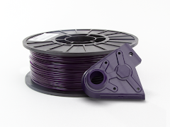 Dark Translucent Purple PRO Series PLA Filament - 1.75mm (1kg)