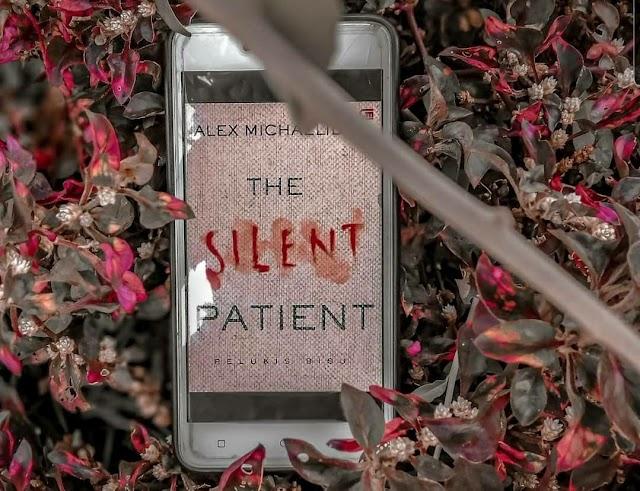 Review Buku : The Silent Patient - Alex Michaelides