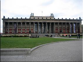 El Museo Antiguo (Altes Museum) - Berlín'10