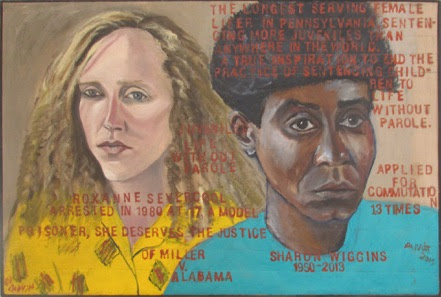 Roxanne Severcool and Sharon Wiggins