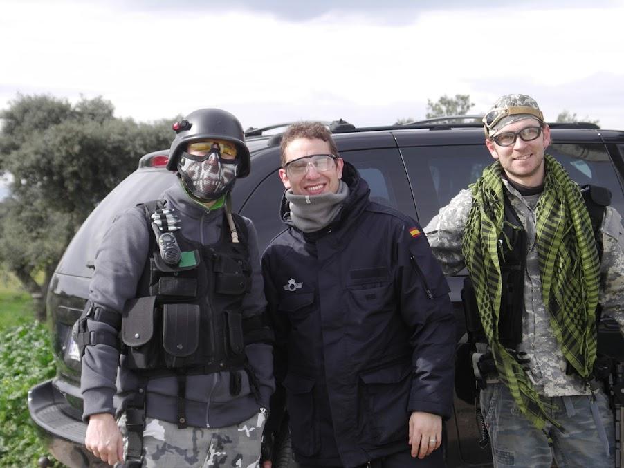 """Fotos de la partida """"Tercer aniversario, Operación FrankWofl""""10-02-13. PICT0226"""