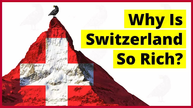 Economy of Switzerland