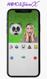 Download Iphone X Animoji - Live Emoji Face 2018 APK latest