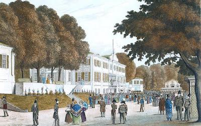 Императорский летний дворец в Екатеринентале
